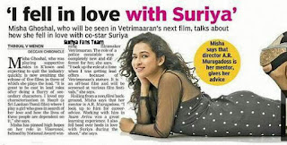 Meesha-goshal-talks-about-surya
