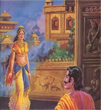 mata urvashi image