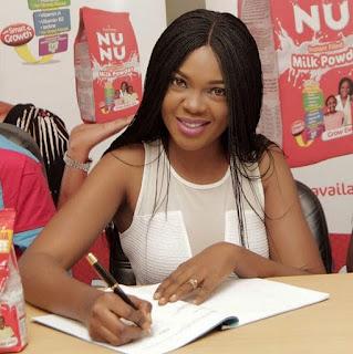 Actress Omoni Oboli becomes face of Nunu Milk