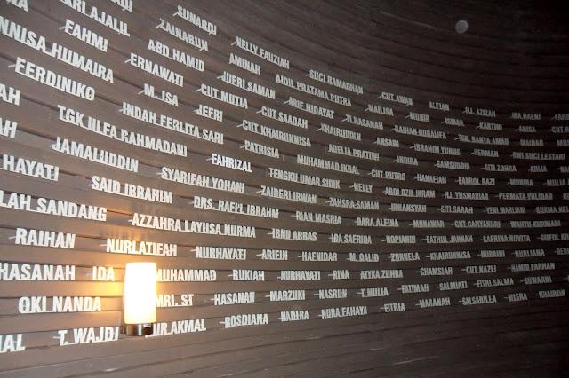 Cerobong Doa Museum Aceh