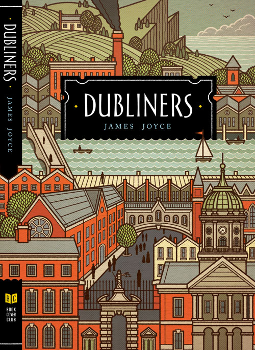 A comparison of james joyces dubliners and the dead