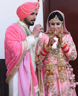 Punjabi Couple Pics