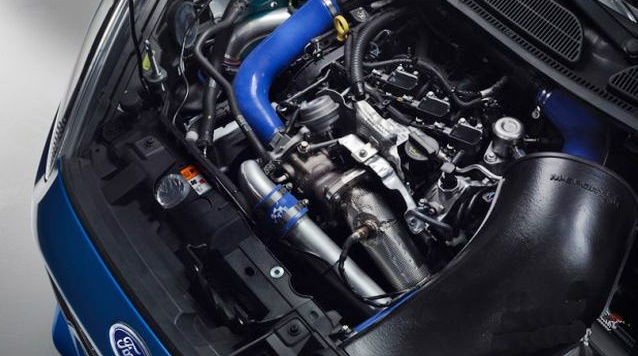 2017 Ford Fiesta Rs Engine