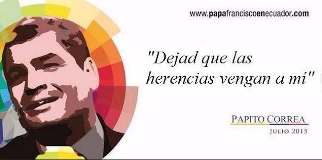 papa francisco memes ecuador