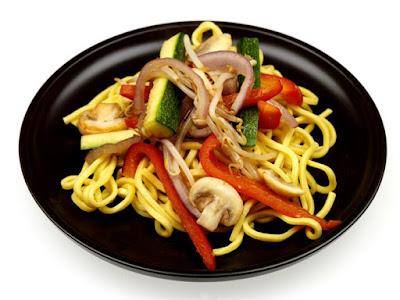 نولدز الخضروات الصينية