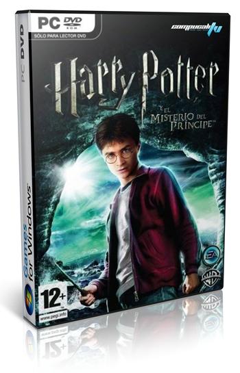 Harry Potter y El Misterio Del Principe PC Full Español Descargar DVD5