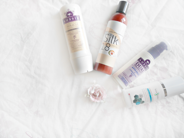 My Autumn Haircare
