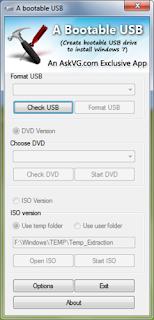 Instalación de un SO en una memoria USB