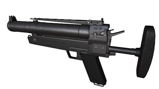 Arma3用プロジェクトASTFOR MODのHK69A1