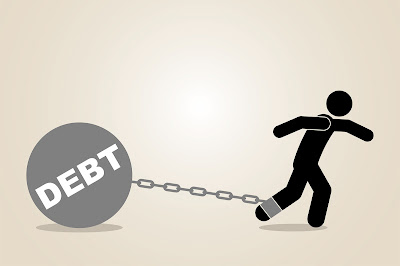 Debt chainball
