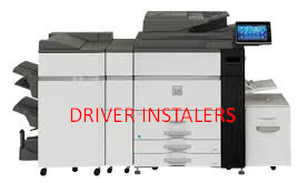 Sharp MX-M1054 Driver Download and Instalers