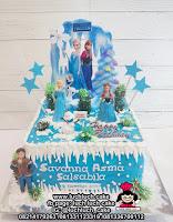 Kue Ulang Tahun Frozen Mainan