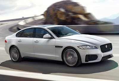 Jaguar XF : fuel comsumption