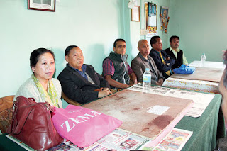 Opposition political parties in Darjeeling formed Democratic Front