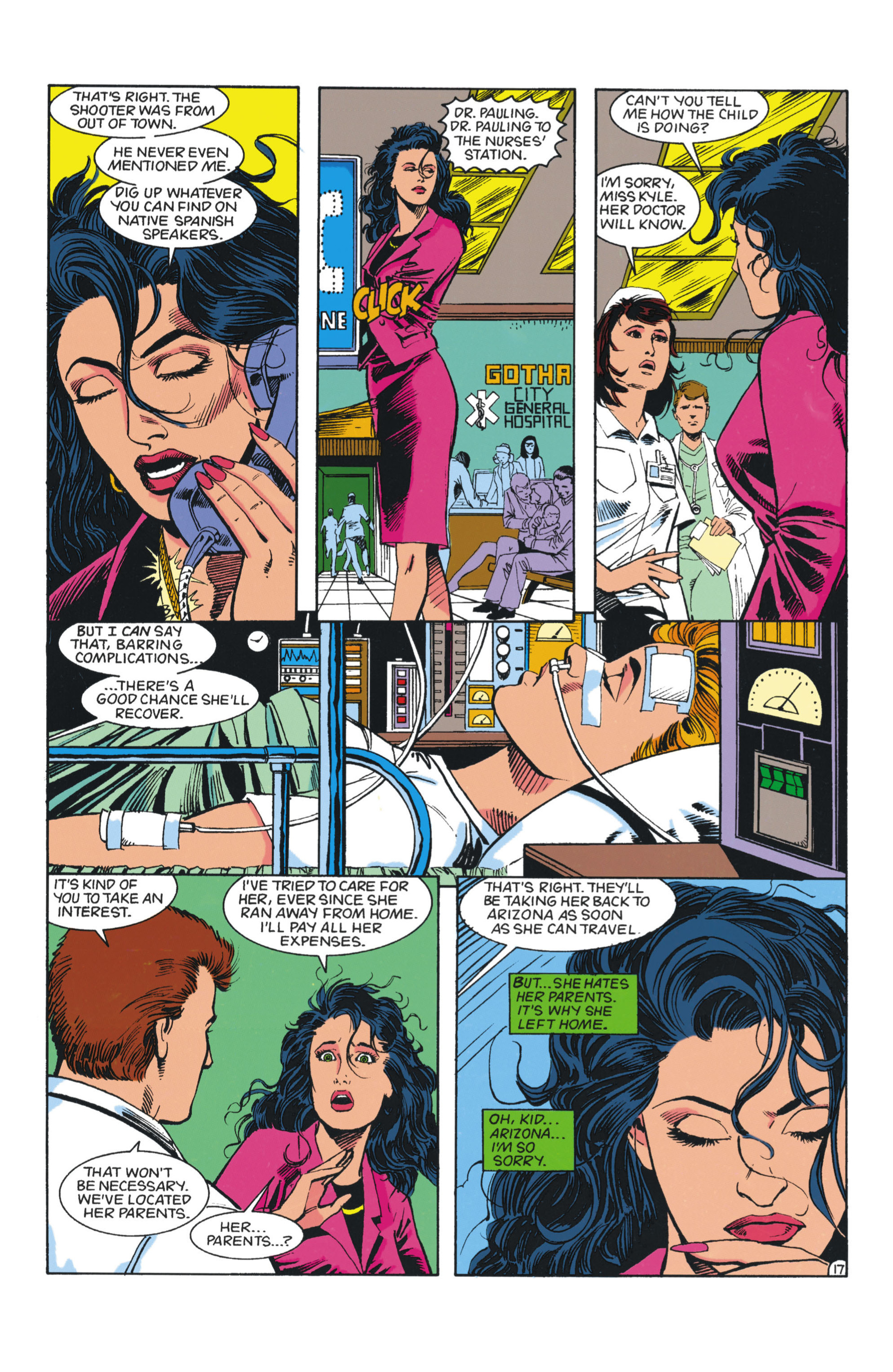 Catwoman (1993) Issue #2 #7 - English 18