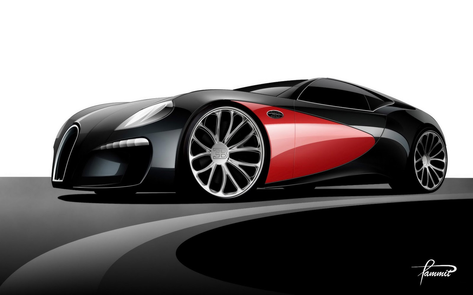 ANIMATION: Concept Cars Wallpapers