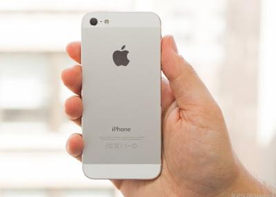 cấu hình iphone 5 cũ