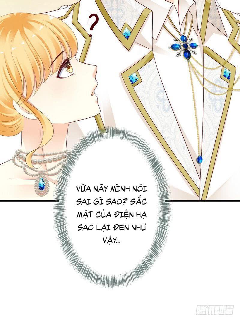 Y Tá Ngọt Ngào Của Hoàng Tử chap 13 - Trang 11