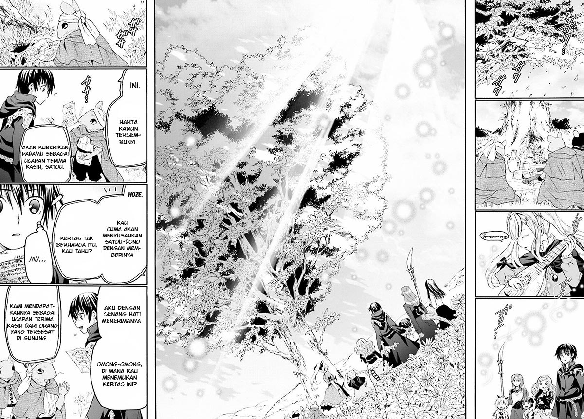 Baca Komik Death March Chapter 31 Bahasa Indonesia