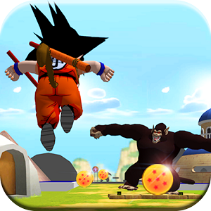 Adventure Goku Road To Saiyan Mod Apk