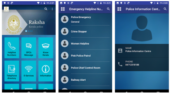 Best police apps