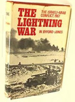 The Lightening War - Wilfred Byford-Jones