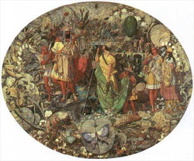 Richard Dadd : Contradiction