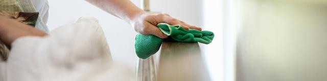 sacar grasa muebles melamina limpiar puertas