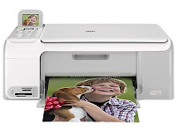 HP Photosmart C4100 Downloads driver para o Windows e Mac