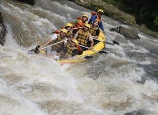 Paket Rafting Murah