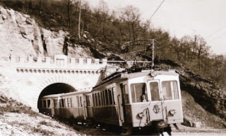 The British thought the Germans were using the San Marino trail network to transport weapons