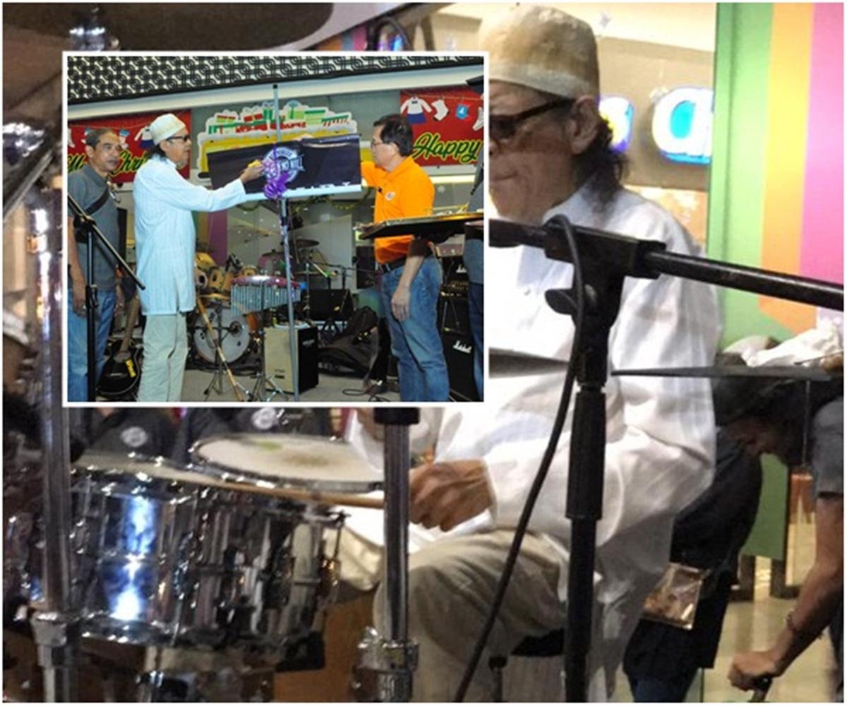 Majlis Pra-Pelancaran Dan Yazit Search Sebagai Duta Artis Uptown M3 Mall