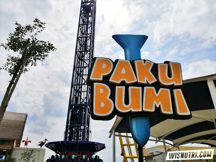 Wahana Ekstrem dan Harga Tiket Saloka Theme Park Semarang