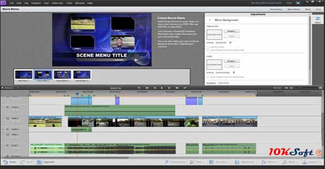 Free Download Adobe Premiere Elements 15 Offline Setup