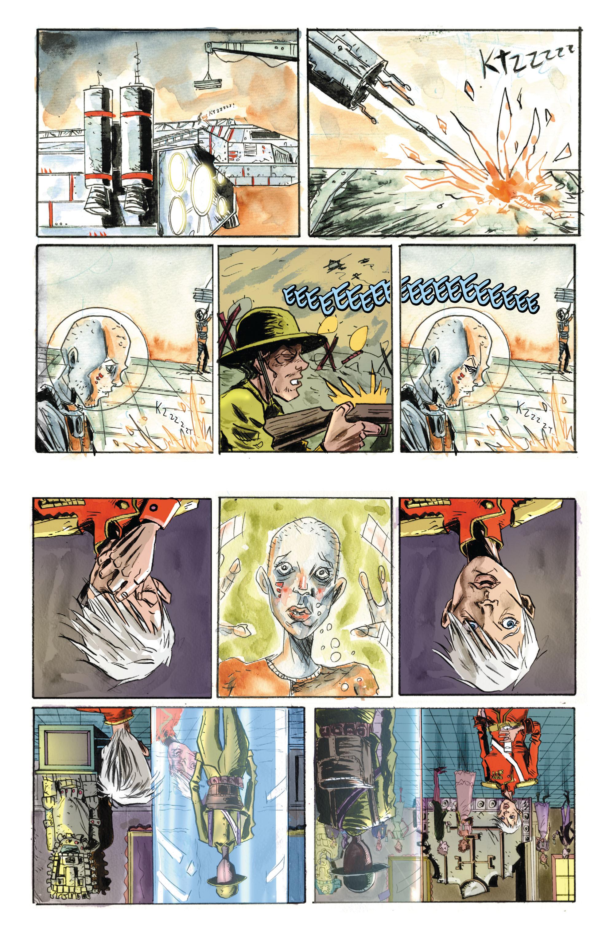 Read online Trillium comic -  Issue # TPB - 128