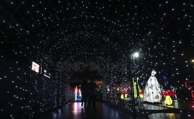 light festive