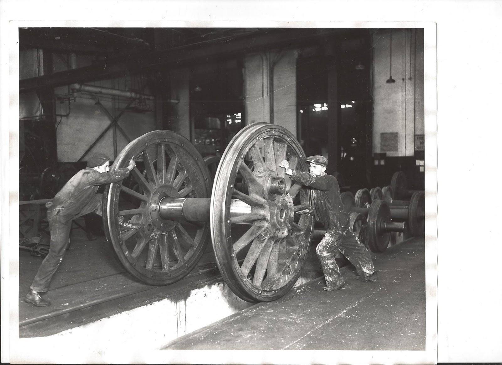 Industrial History  Ic U0026 39 S Markham Yard