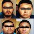 Caen cuatro sujetos por robo de 41 teléfonos celulares