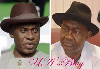 Why I'm Having Political Battle With Amaechi - Magnus Abe