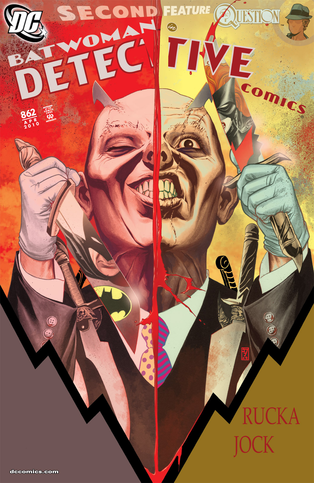 Detective Comics (1937) 862 Page 1