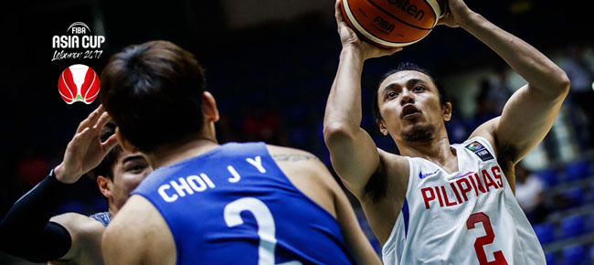 Korea def. Gilas Pilipinas, 118-86 (REPLAY VIDEO)  FIBA Asia Cup 2017 Quarterfinal