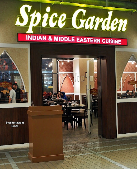 SPICE GARDEN @ THE LINC KL 03-9213 0377