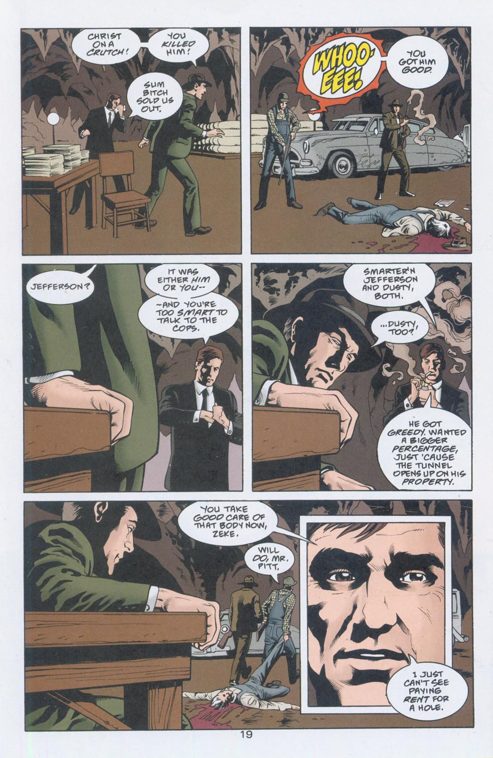 Read online American Century comic -  Issue #12 - 19