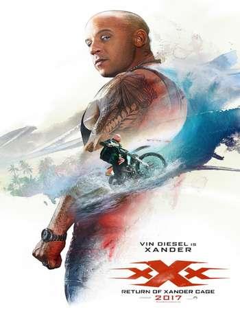 xXx: Return of Xander Cage 2017 Hindi Dual Audio BluRay Full Movie Download