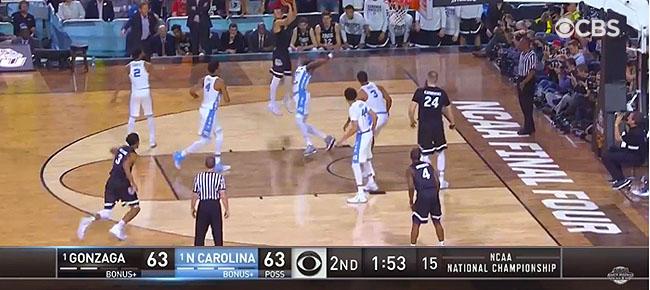 HIGHLIGHTS: North Carolina vs. Gonzaga (VIDEO) 2017 National Championship Game