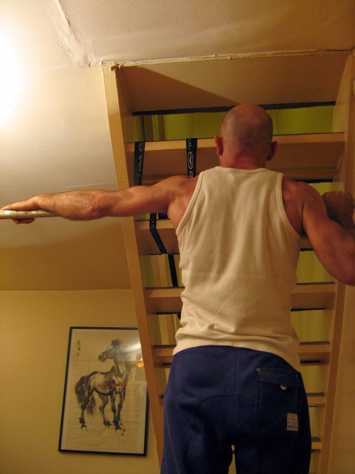 Start Bodyweight Training: Pull up progression