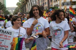 las palmas orgullo gay