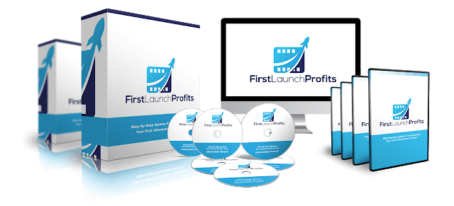 first launch profits product cover
