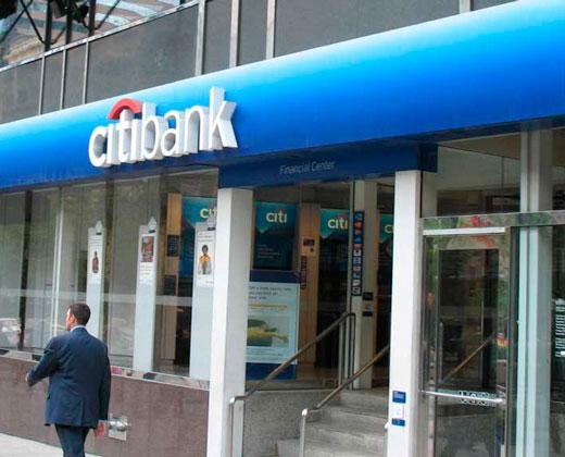 Citibank desactivará las tarjetas de crédito VISA en Venezuela