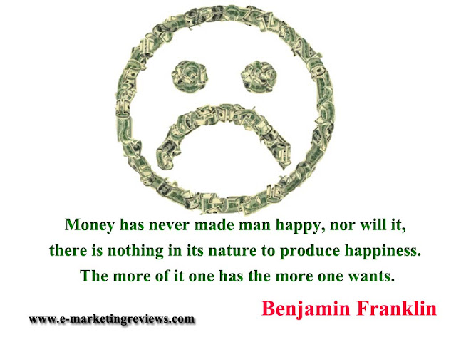 the relation between money and happiness